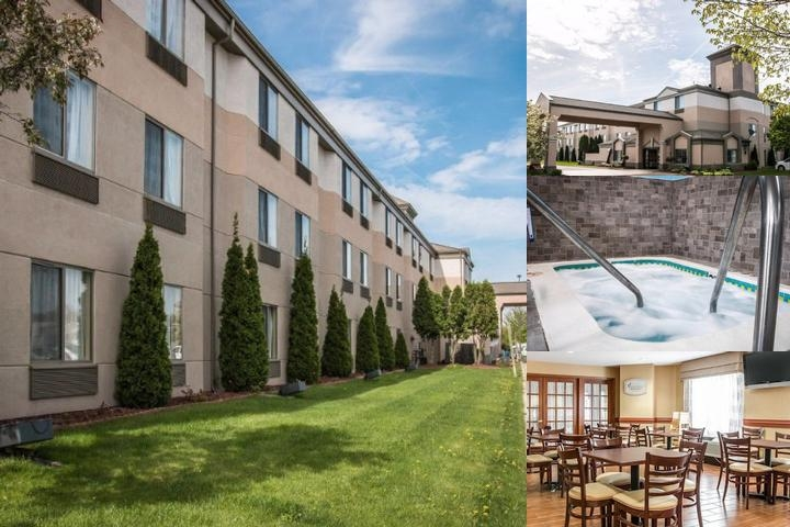 Sleep Inn Grand Rapids photo collage
