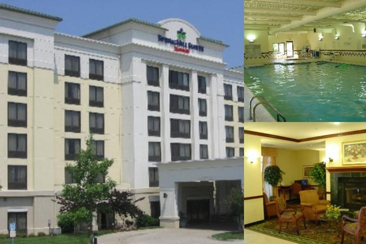 Springhill Suites Nashville Airport photo collage