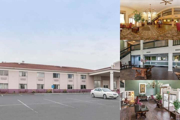 Quality Inn Scottsburg photo collage