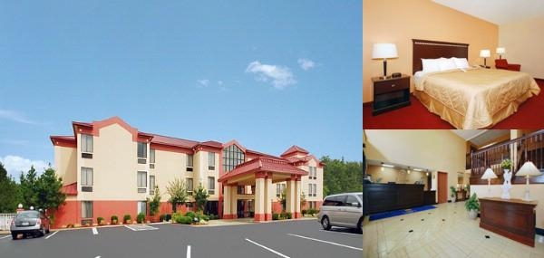 Comfort Inn Lincoln photo collage