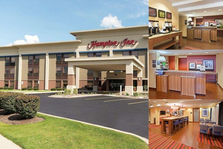 Hampton Inn Joliet I 80 photo collage