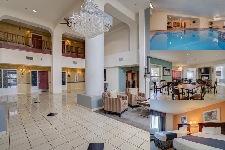 The Baymont Inn & Suites West photo collage