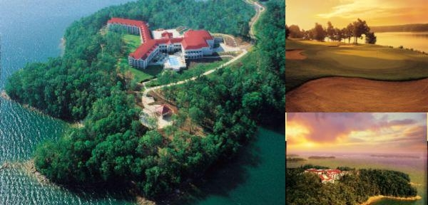 Legacy Lodge at Lake Lanier photo collage