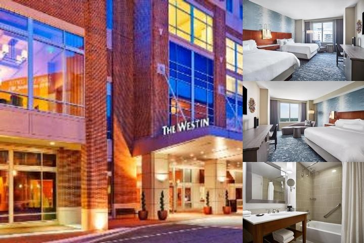 The Westin Virginia Beach Town Center photo collage