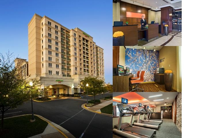 Courtyard by Marriott Tysons Corner photo collage