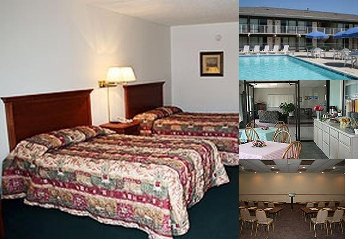 Atlantic Inn photo collage