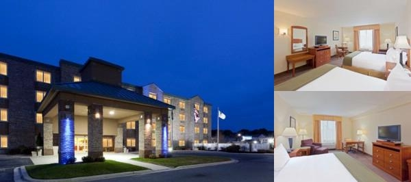 Holiday Inn Express Bethany Beach photo collage
