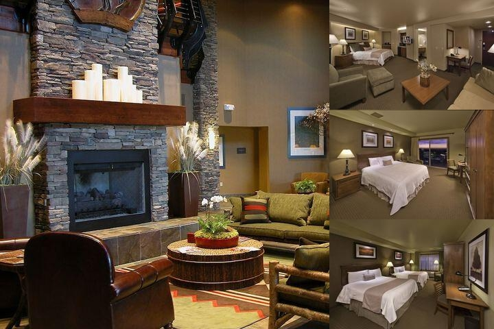 Feather Falls Casino & Lodge photo collage