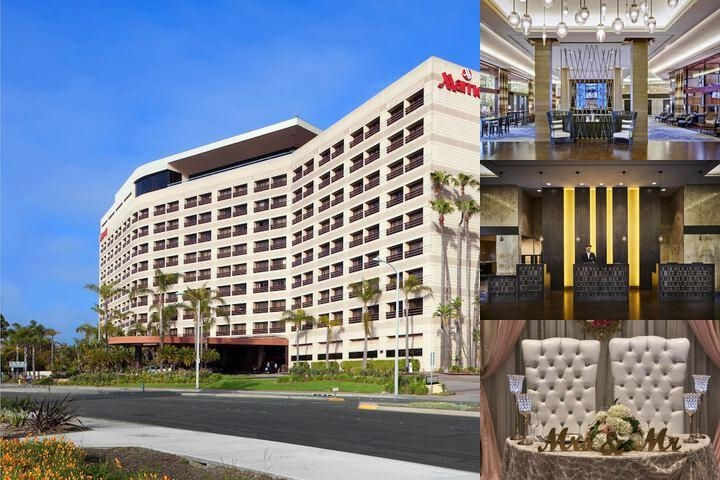 Marriott Marina Del Rey photo collage