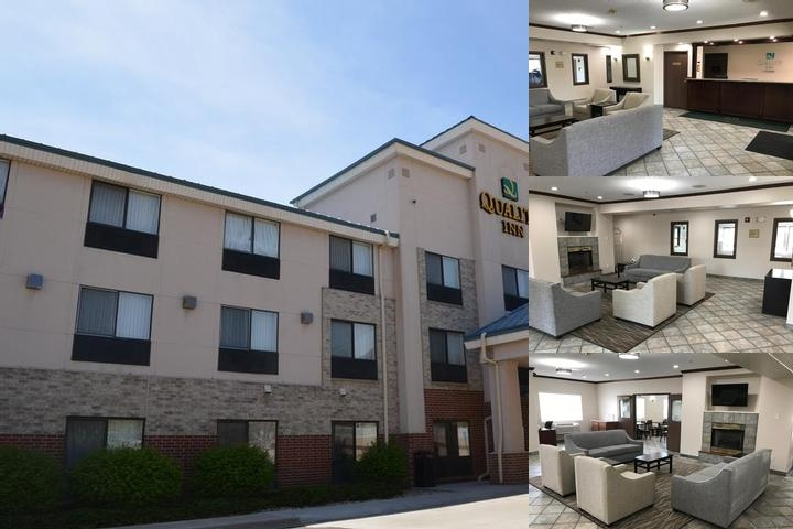 Quality Inn Denver Westminster photo collage