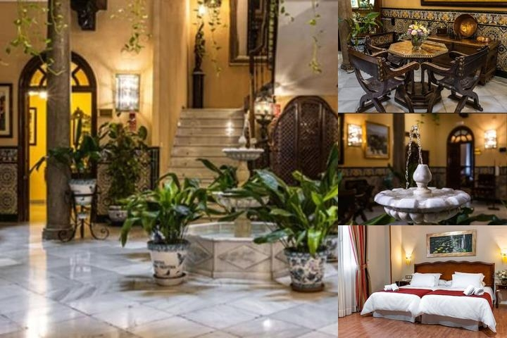 Hotel Reina Cristina photo collage