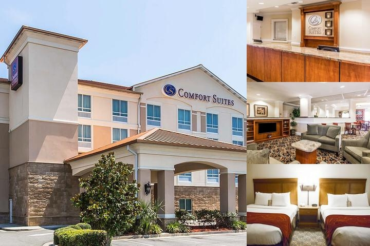 Comfort Suites Valdosta's Best All Suite Hotel photo collage