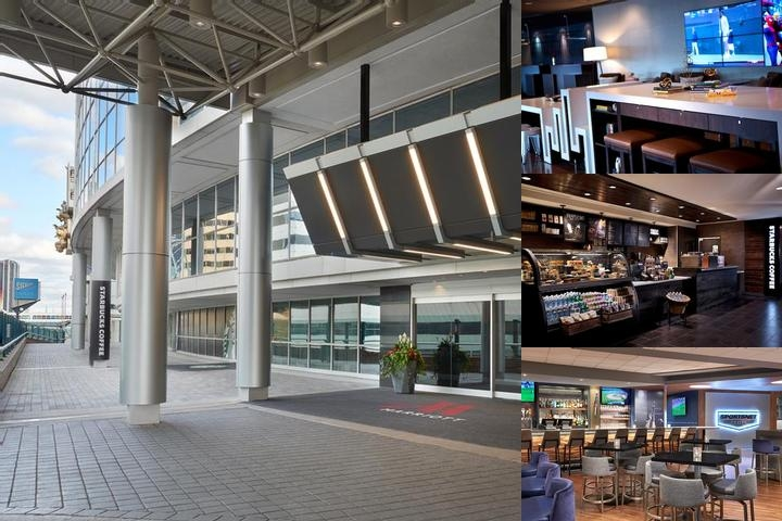 Renaissance Toronto Hotel Downtown photo collage