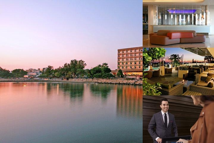 Crowne Plaza Limassol photo collage