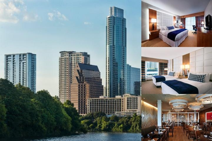 Radisson Hotel & Suites Austin photo collage
