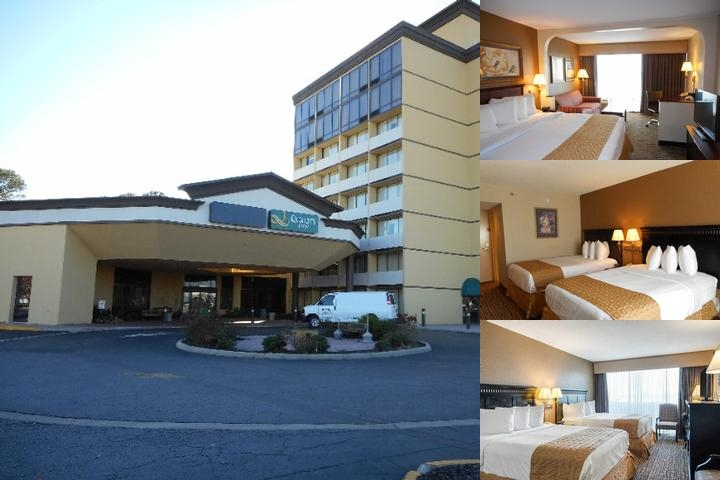 Clarion Inn & Suites by Hampton Convention Center photo collage