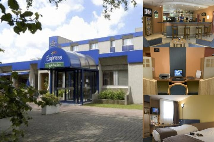 Express by Holiday Inn Brussels Airport photo collage