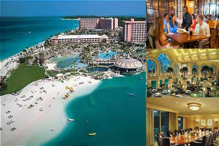 Atlantis Paradise Island photo collage