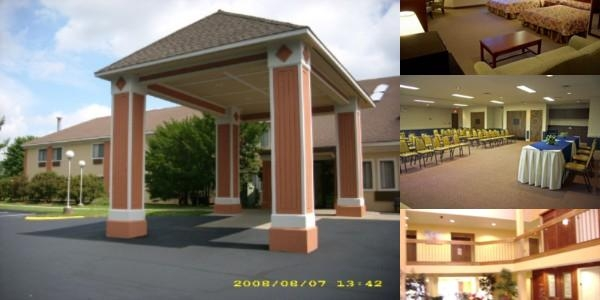 Quality Inn Plainfield photo collage