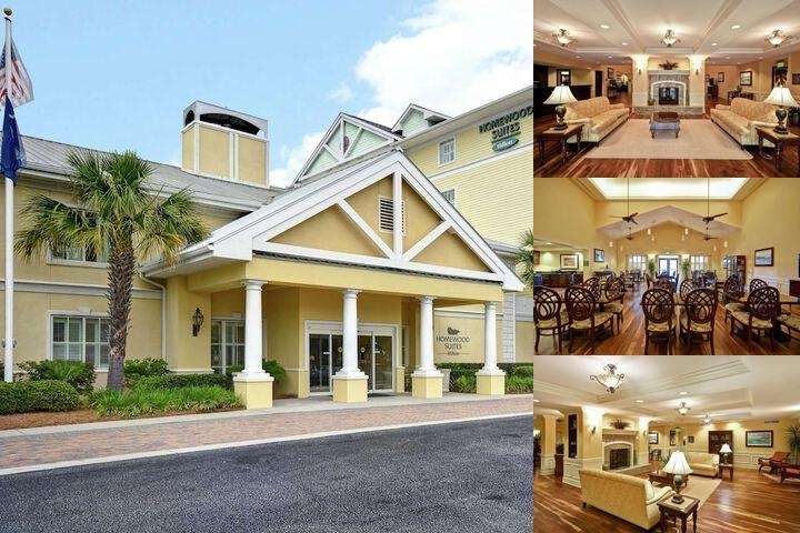 Homewood Suites by Hilton Charleston Airport photo collage