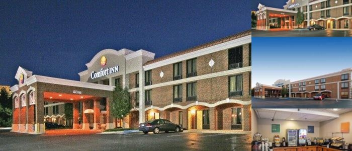 Comfort Inn Research Triangle Park photo collage