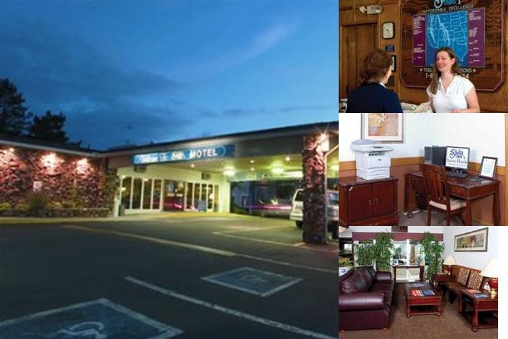 Shilo Inn Suites Springfield / Eugene photo collage