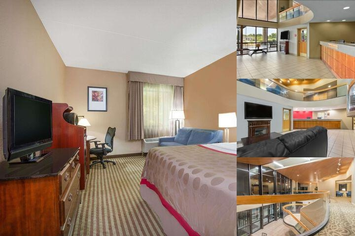 Ramada Columbus North photo collage