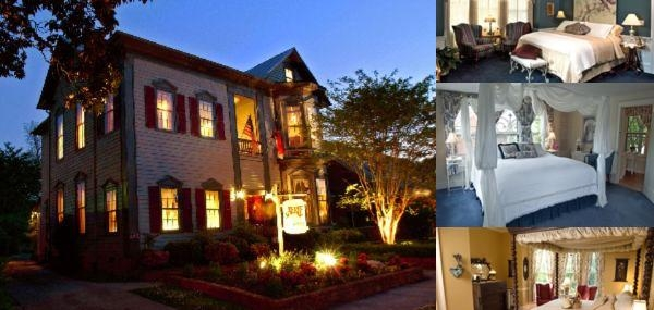 The Aerie Bed & Breakfast photo collage