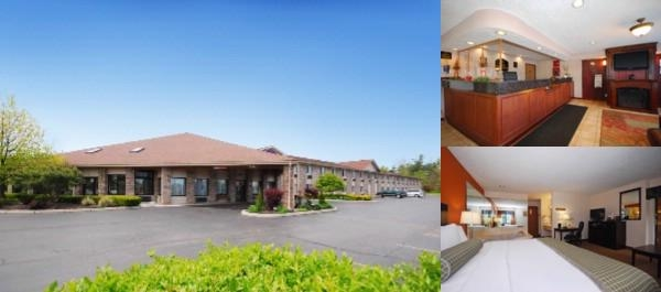 Best Western Plus Delaware Inn photo collage