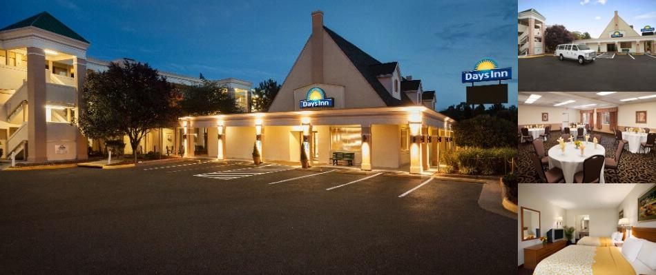 Days Inn Landmark photo collage
