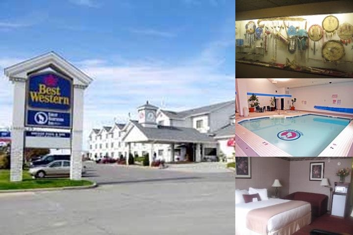 Best Western Plus Great Northern Inn photo collage