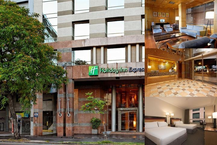 Holiday Inn Express Puerto Madero photo collage