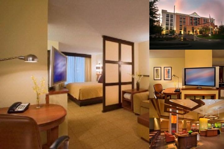 Hyatt Place Nashville Airport photo collage