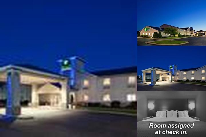 Holiday Inn Express Cleveland Vermilion photo collage