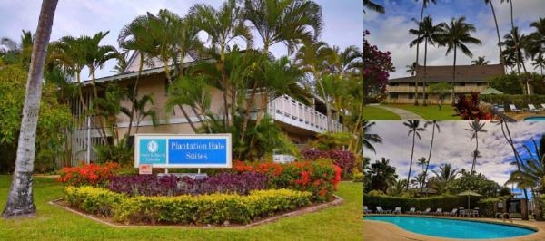 Plantation Hale Suites photo collage