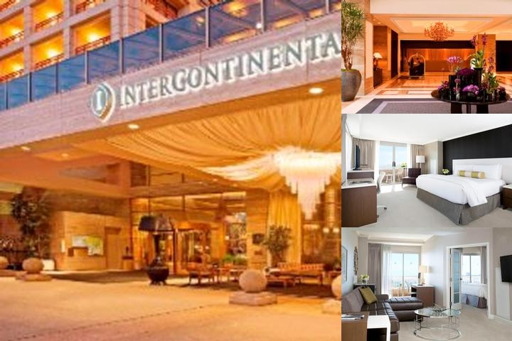 Intercontinental Los Angeles at Beverly Hills photo collage