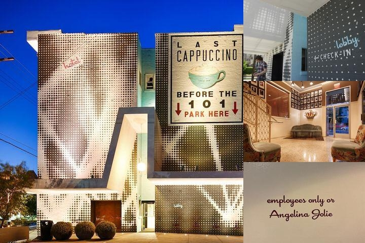 Best Western Plus Hollywood Hills Hotel photo collage