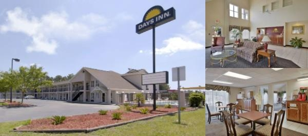 Days Inn Alma photo collage