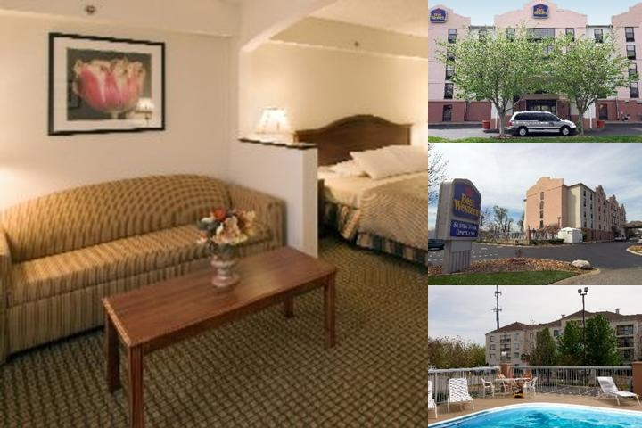 Best Western Suites Near Opryland photo collage