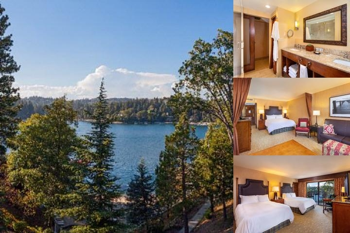 Lake Arrowhead Resort & Spa Autograph Collection photo collage
