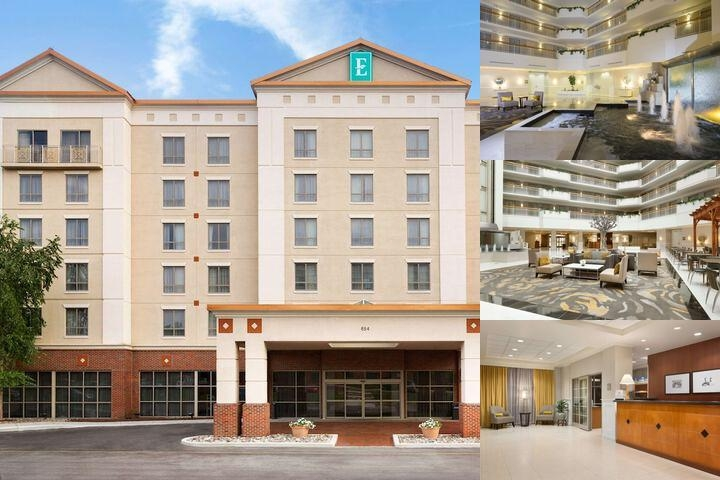Embassy Suites Newark Wilmington South photo collage