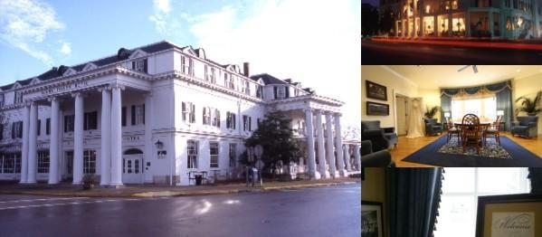 Historic Boone Tavern Hotel Restaurant