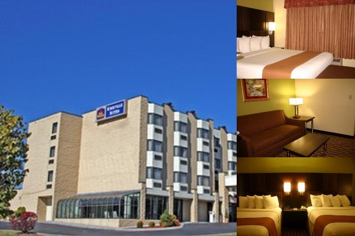 Best Western Knoxville Suites photo collage