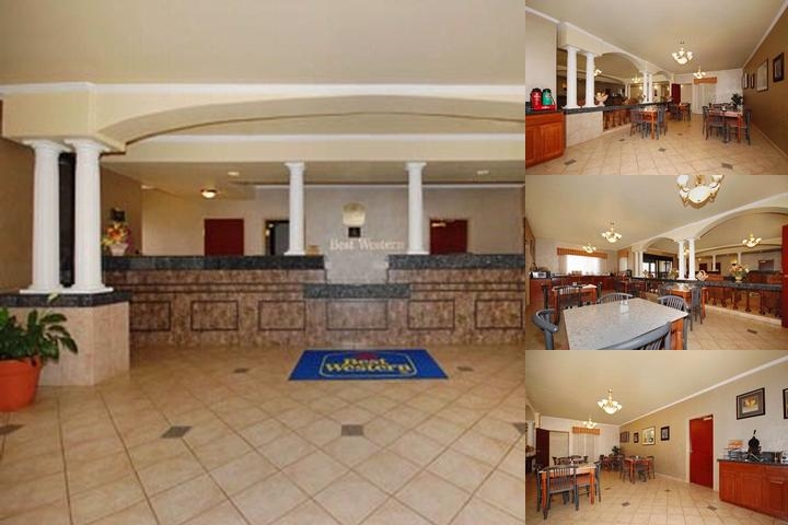 Best Western Quanah Inn & Suites photo collage