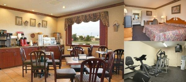 Days Inn & Suites Kokomo photo collage