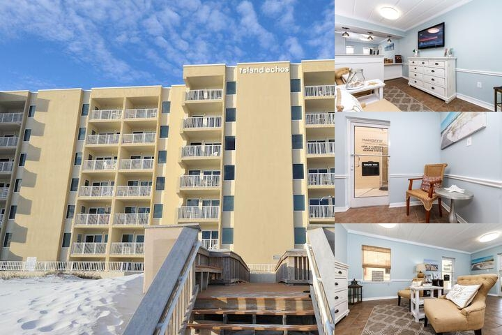 Island Echos Condominiums by Wyndham Vacation Rent photo collage