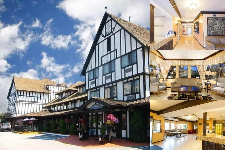 Abercorn Inn Vancouver Airport photo collage