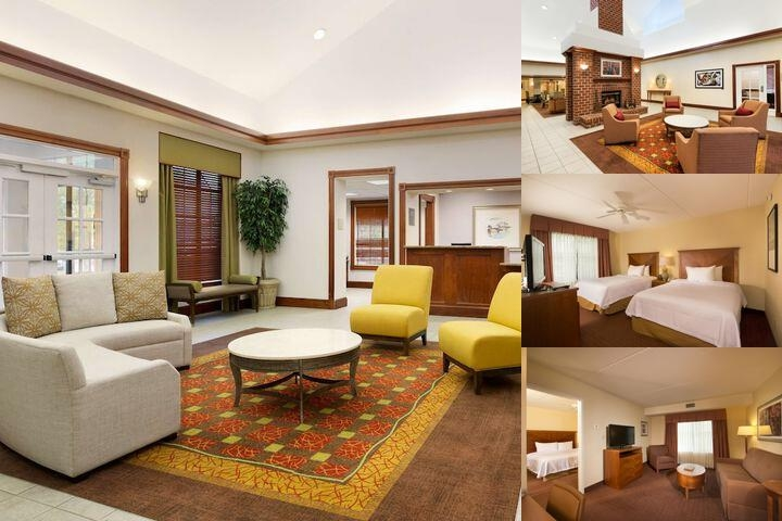 Homewood Suites by Hilton Newark photo collage