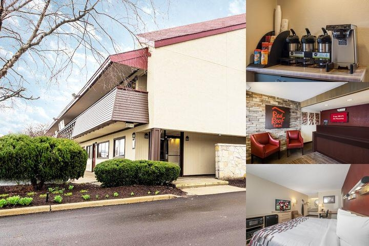 Red Roof Inn Indianapolis South Photo Collage