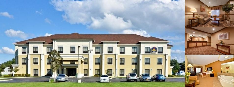 Best Western Plus The Inn of Lackawanna photo collage